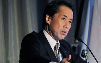 Junya Suzuki Chairman of the Board, President and CEO