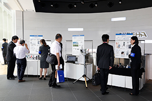 Exhibition of the Products
