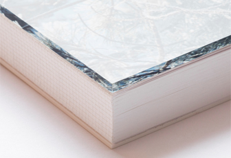 Binding: A characteristic bookbinding method