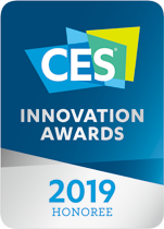 CES 2019 Innovation Awardsロゴマーク